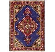 Link to 3' 2 x 4' 5 Tabriz Persian Rug