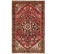 Link to 3' x 5' Hossainabad Persian Rug