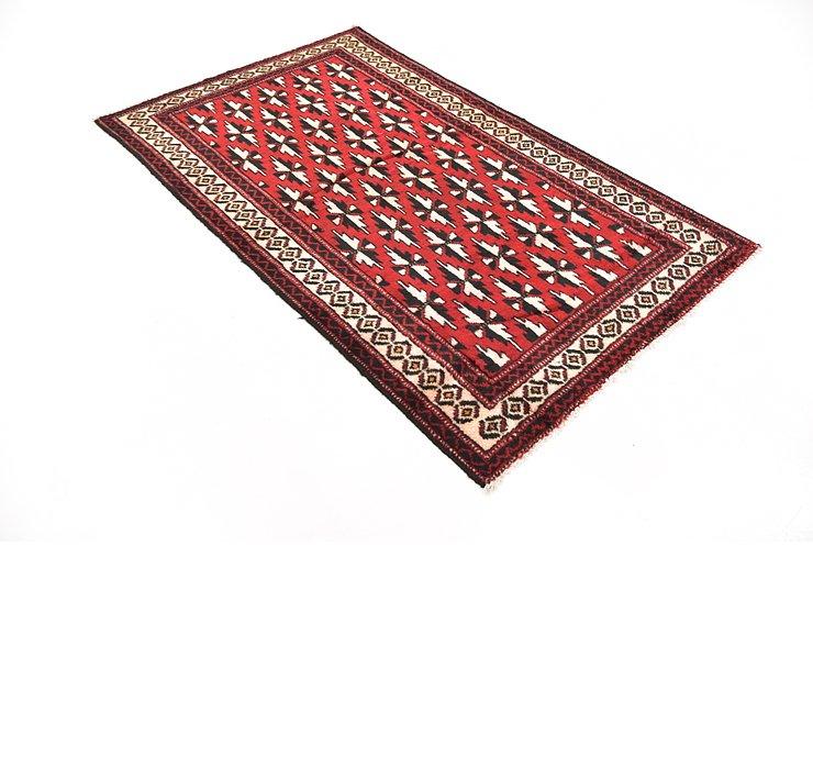 122cm x 200cm Ferdos Persian Rug