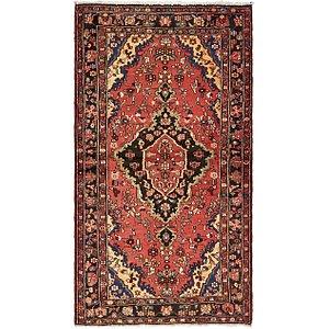3' 7 x 6' 5 Hamedan Persian Rug