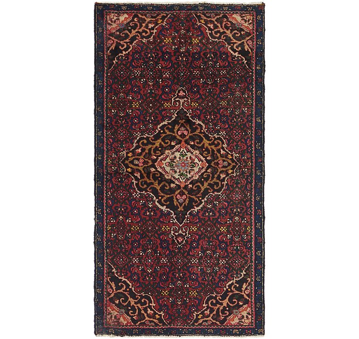 100cm x 188cm Gholtogh Persian Rug