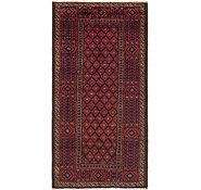 Link to 3' 4 x 7' Balouch Persian Rug