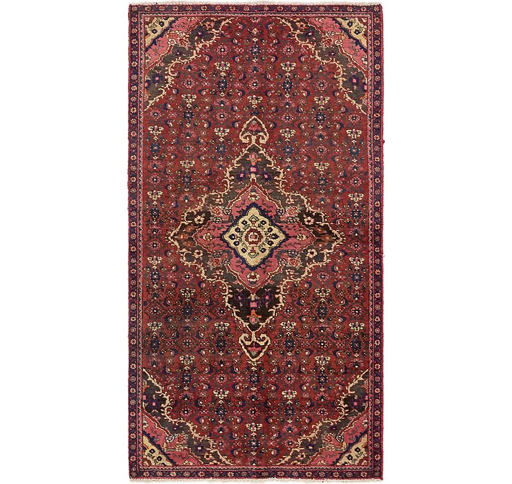 3' 3 x 6' 3 Gholtogh Persian Rug