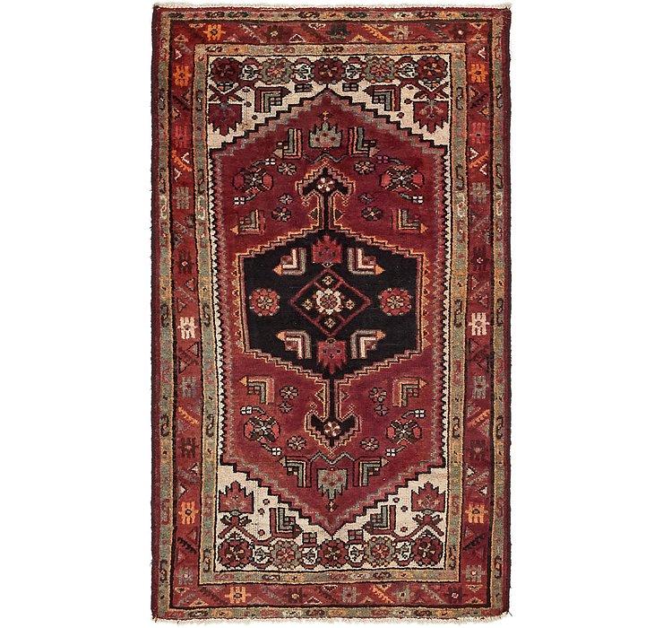 3' 7 x 6' 4 Zanjan Persian Rug