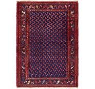 Link to 3' 9 x 5' 5 Hamedan Persian Rug