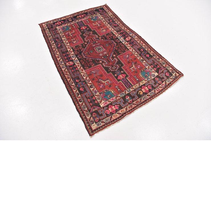 3' 7 x 5' 4 Tuiserkan Persian Rug