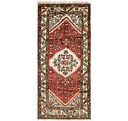 Link to 3' 3 x 7' Hossainabad Persian Runner Rug