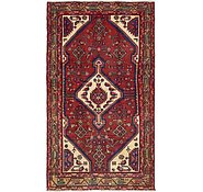 Link to 3' 8 x 6' 9 Hossainabad Persian Rug