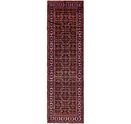 Link to 3' 8 x 12' 4 Hossainabad Persian Runner Rug