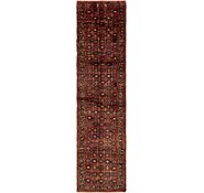 Link to 3' 7 x 14' 2 Hossainabad Persian Runner Rug