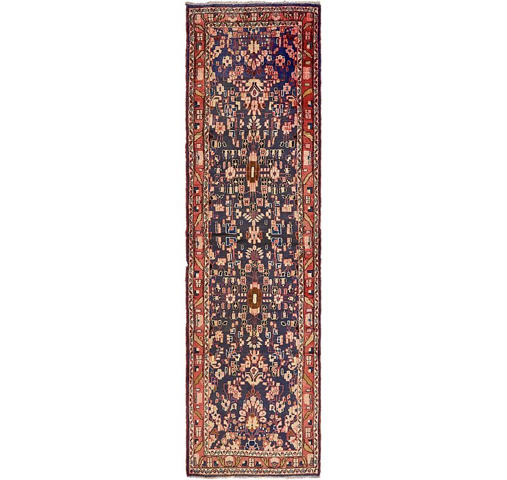 3' 6 x 13' 2 Borchelu Persian Runner...