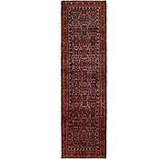 Link to 3' 9 x 13' 1 Hossainabad Persian Runner Rug