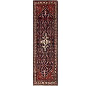 Link to 4' x 13' 10 Hossainabad Persian Runner Rug