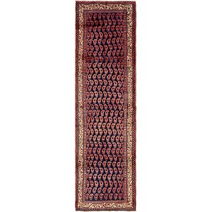 3' 8 x 13' 4 Botemir Persian Runner ...
