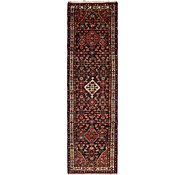 Link to 112cm x 400cm Hossainabad Persian Runner Rug