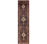 Link to 3' 5 x 14' Khamseh Persian Runner Rug