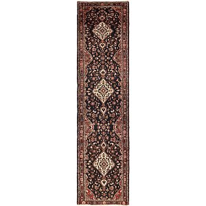 3' 5 x 14' Khamseh Persian Runner ...