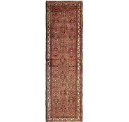 Link to 3' 9 x 12' 10 Hossainabad Persian Runner Rug