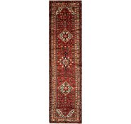 Link to 110cm x 410cm Hossainabad Persian Runner Rug