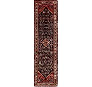 Link to 3' 6 x 13' 3 Hossainabad Persian Runner Rug