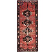 Link to 3' 8 x 9' Hamedan Persian Runner Rug