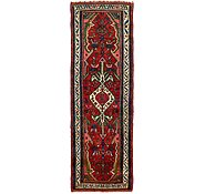 Link to 3' 11 x 11' 10 Hossainabad Persian Runner Rug