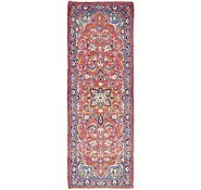 Link to 3' 6 x 9' 8 Farahan Persian Runner Rug