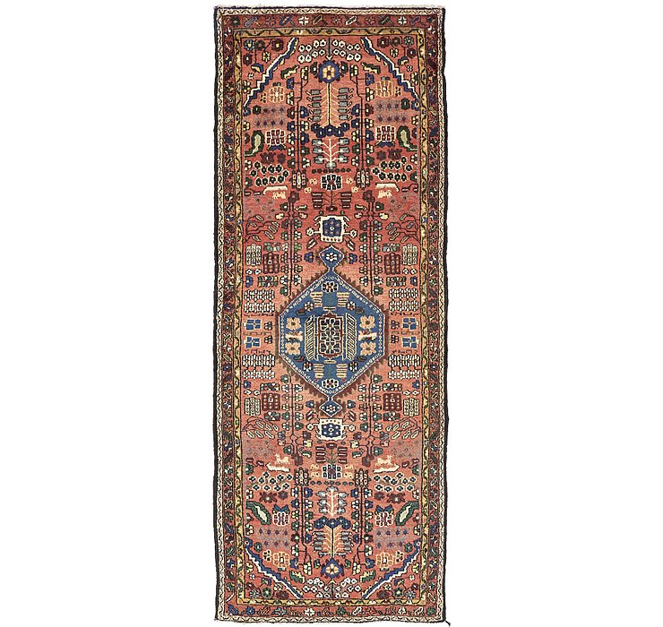 3' 7 x 10' Saveh Persian Runner Rug