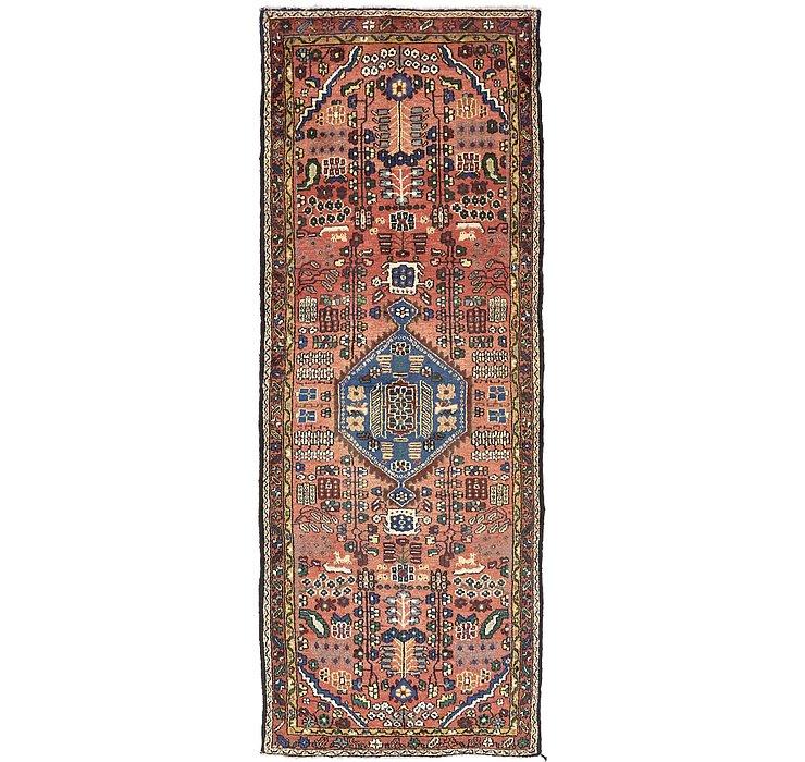 3' 7 x 10' Saveh Persian Runner Rug