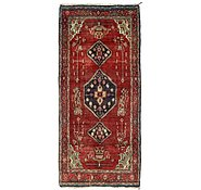 Link to 3' 8 x 8' 7 Hamedan Persian Runner Rug