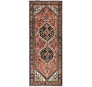 Link to 3' 7 x 10' 2 Hamedan Persian Runner Rug