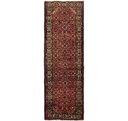 Link to 3' 9 x 11' 5 Hossainabad Persian Runner Rug