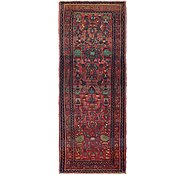 Link to 3' 6 x 9' Khamseh Persian Runner Rug
