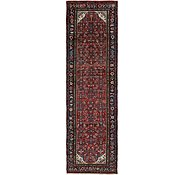 Link to 3' 8 x 13' 10 Hossainabad Persian Runner Rug