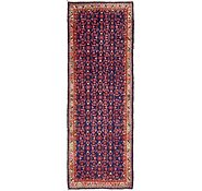 Link to 3' 4 x 9' 8 Hossainabad Persian Runner Rug