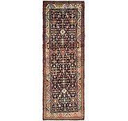 Link to 110cm x 310cm Hossainabad Persian Runner Rug