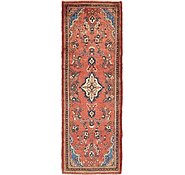 Link to 3' 10 x 10' 10 Liliyan Persian Runner Rug