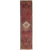 Link to 85cm x 355cm Hossainabad Persian Runner Rug