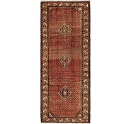 Link to 3' 10 x 9' 5 Koliaei Persian Runner Rug
