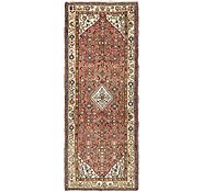 Link to 100cm x 270cm Hossainabad Persian Runner Rug