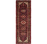 Link to 3' 6 x 10' Khamseh Persian Runner Rug