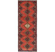 Link to 3' 6 x 10' Chenar Persian Runner Rug