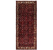 Link to 3' 11 x 9' 5 Hossainabad Persian Runner Rug
