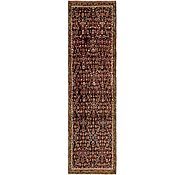 Link to 85cm x 292cm Hossainabad Persian Runner Rug
