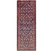 Link to 117cm x 297cm Farahan Persian Runner Rug