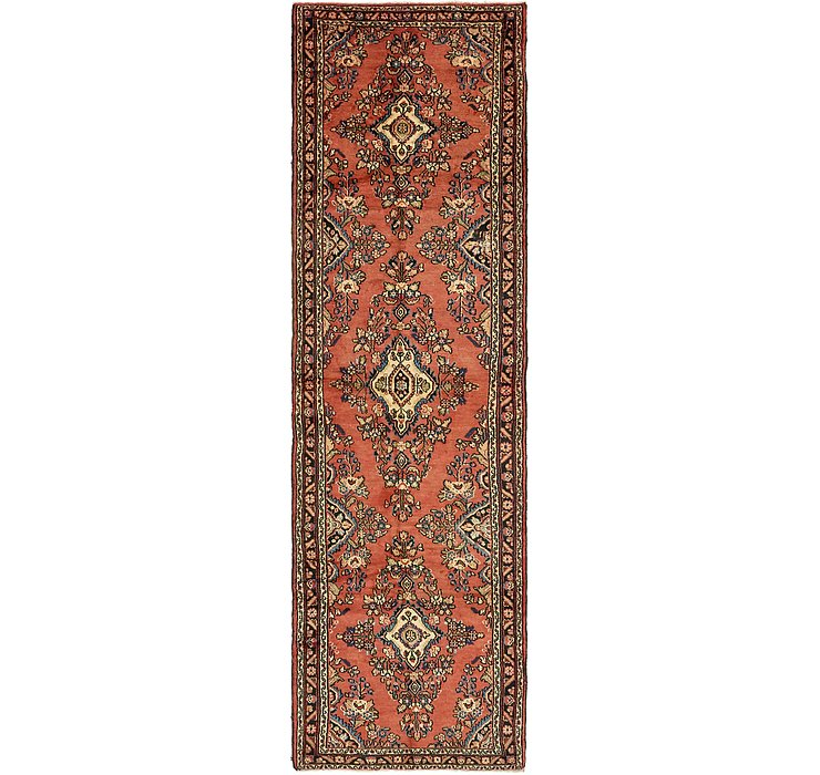 3' 6 x 13' 2 Liliyan Persian Runner ...