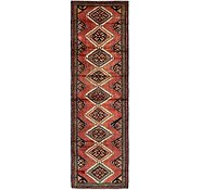 Link to 3' x 10' 6 Chenar Persian Runner Rug