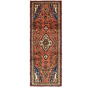 Link to 3' 6 x 9' 10 Liliyan Persian Runner Rug