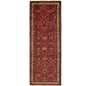 Link to 115cm x 335cm Hossainabad Persian Runner Rug