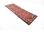 Link to 100cm x 318cm Hossainabad Persian Runner Rug